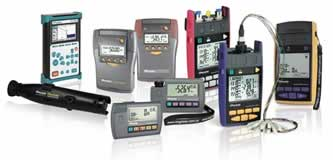 Kingfisher Fiber Optic Test Equipment